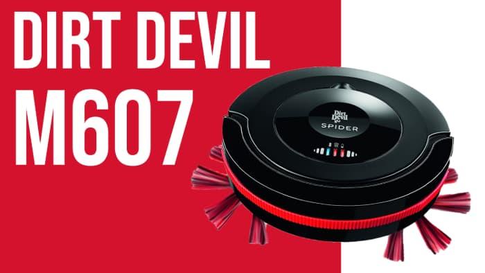Recensione Dirt Devil M607