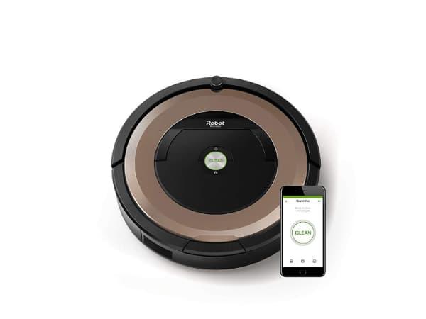 Robot aspirapolvere iRobot Roomba 895