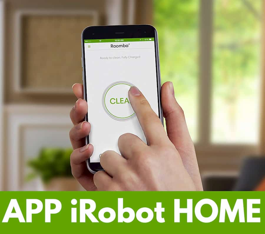 App iRobot Home Roomba 671