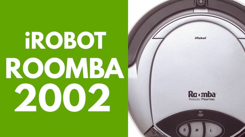 iRobot Roomba 2002