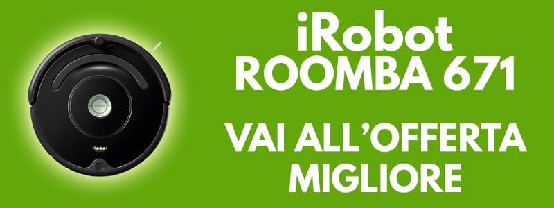 iRobot Roomba 671 Banner