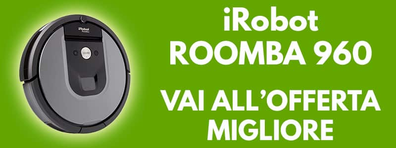 iRobot Roomba 960 banner
