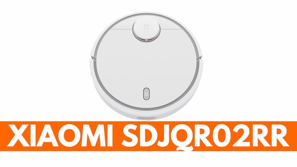 Xiaomi Robot SDJQR02RR aspirapolvere robot