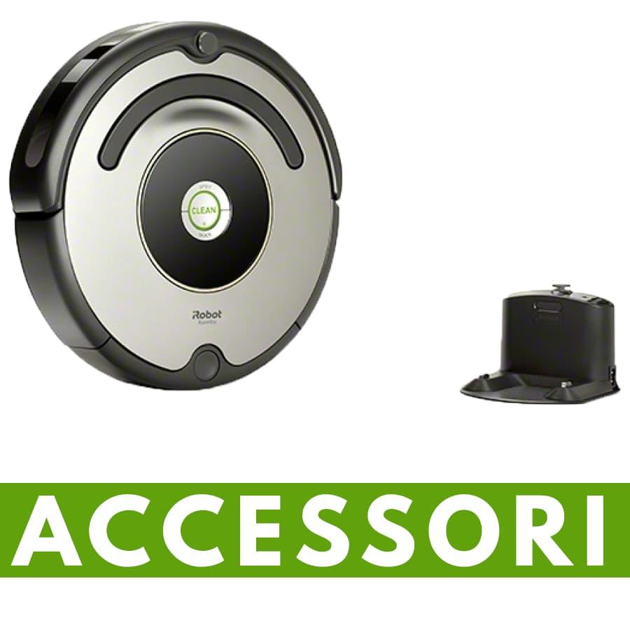 accessori iRobot Roomba 615 robot aspirapolvere