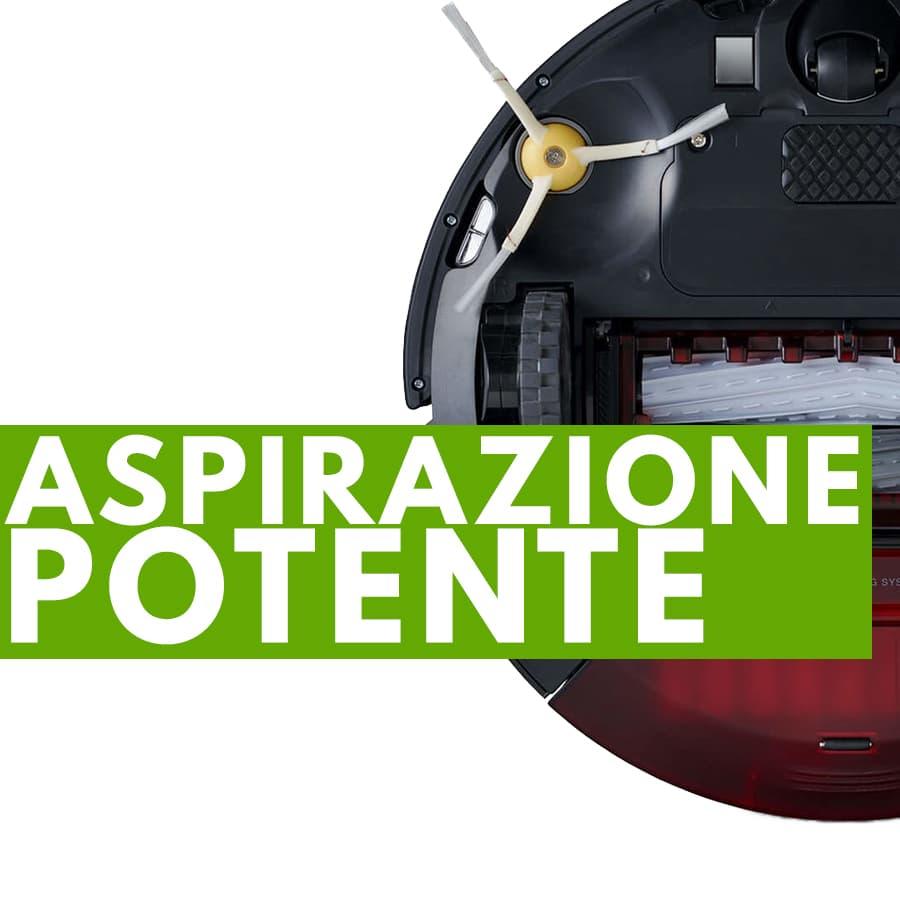 aspirazione potente iRobot Roomba 981 robot aspirapolvere