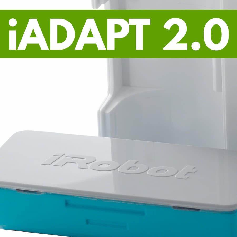 iAdapt 2.0 robot aspirapolvere iRobot Braava Jet 240