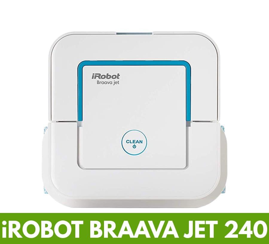aspirapolvere robot iRobot Braava Jet 240