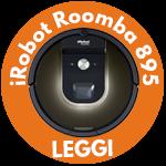 iRobot Roomba 895 miniatura robot aspirapolvere