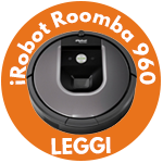 iRobot Roomba 960 miniatura robot aspirapolvere