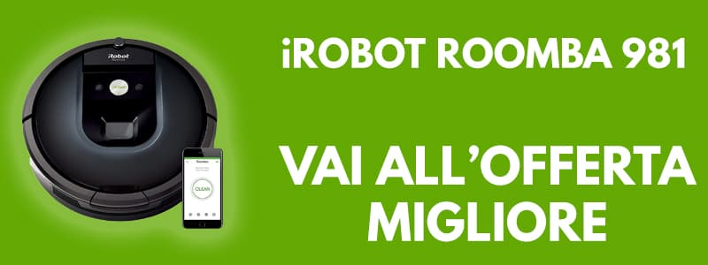 iRobot Roomba 981 banner Amazon