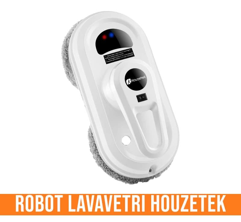 Robot lavavetri Houzetek