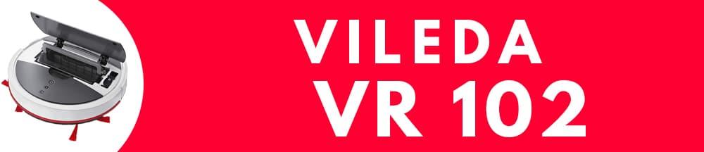 Robot Aspirapolvere Vileda VR 102