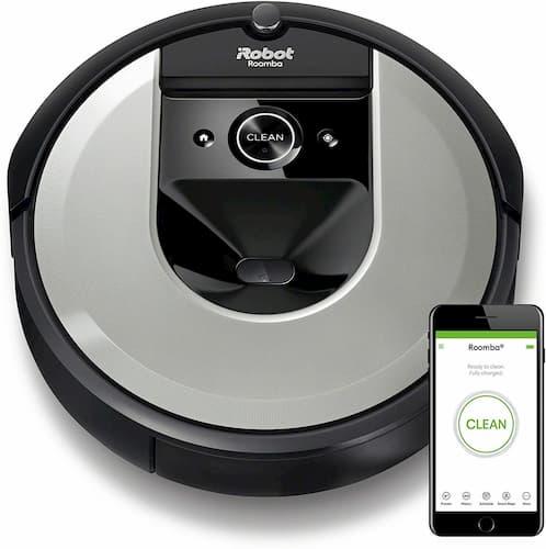 Robot aspirapolvere iRobot Roomba i7