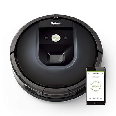 iRobot Roomba 981: Robot Aspirapolvere Con Lunga Autonomia Ed Ottimo Rapporto Qualità/Prezzo 1