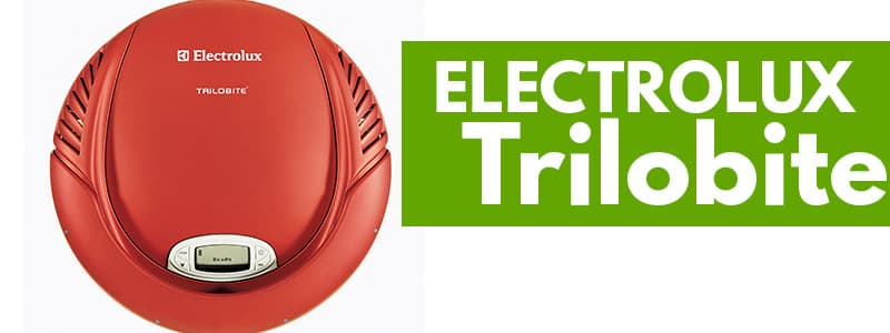 Robot aspirapolvere Electrolux Trilobite